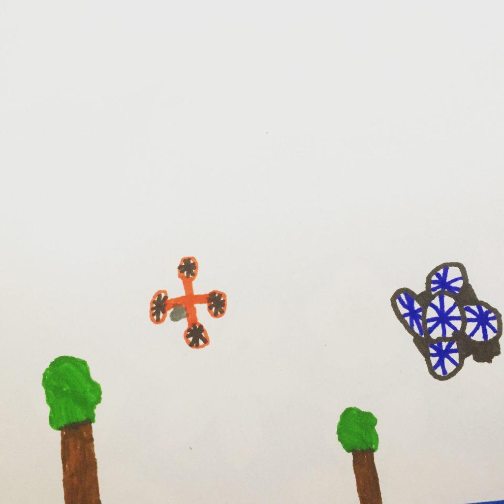 rpTEN Drohnen