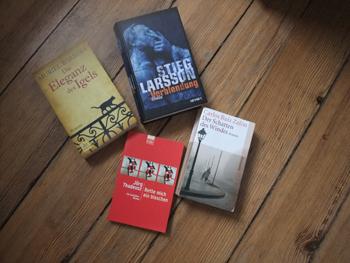 Bücher die das Sommerloch füllen