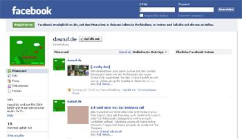 dasnuf.de auf facebook