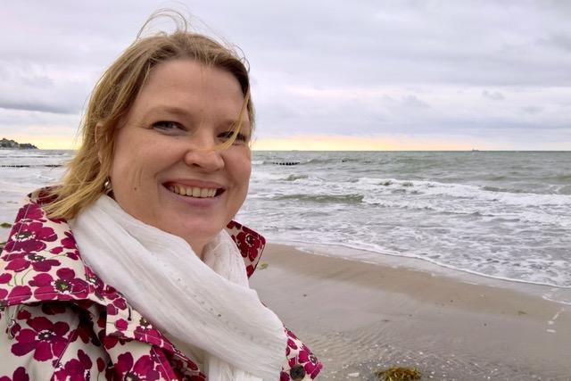 Carola von dem Blog Frische Brise