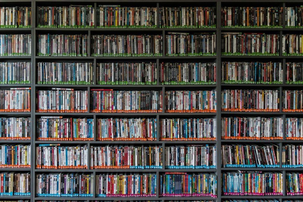 Fernsehen auf DVD (aussterbend)