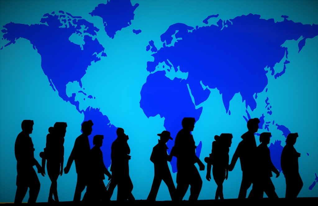 Flüchtlingshilfe Helferzentrale