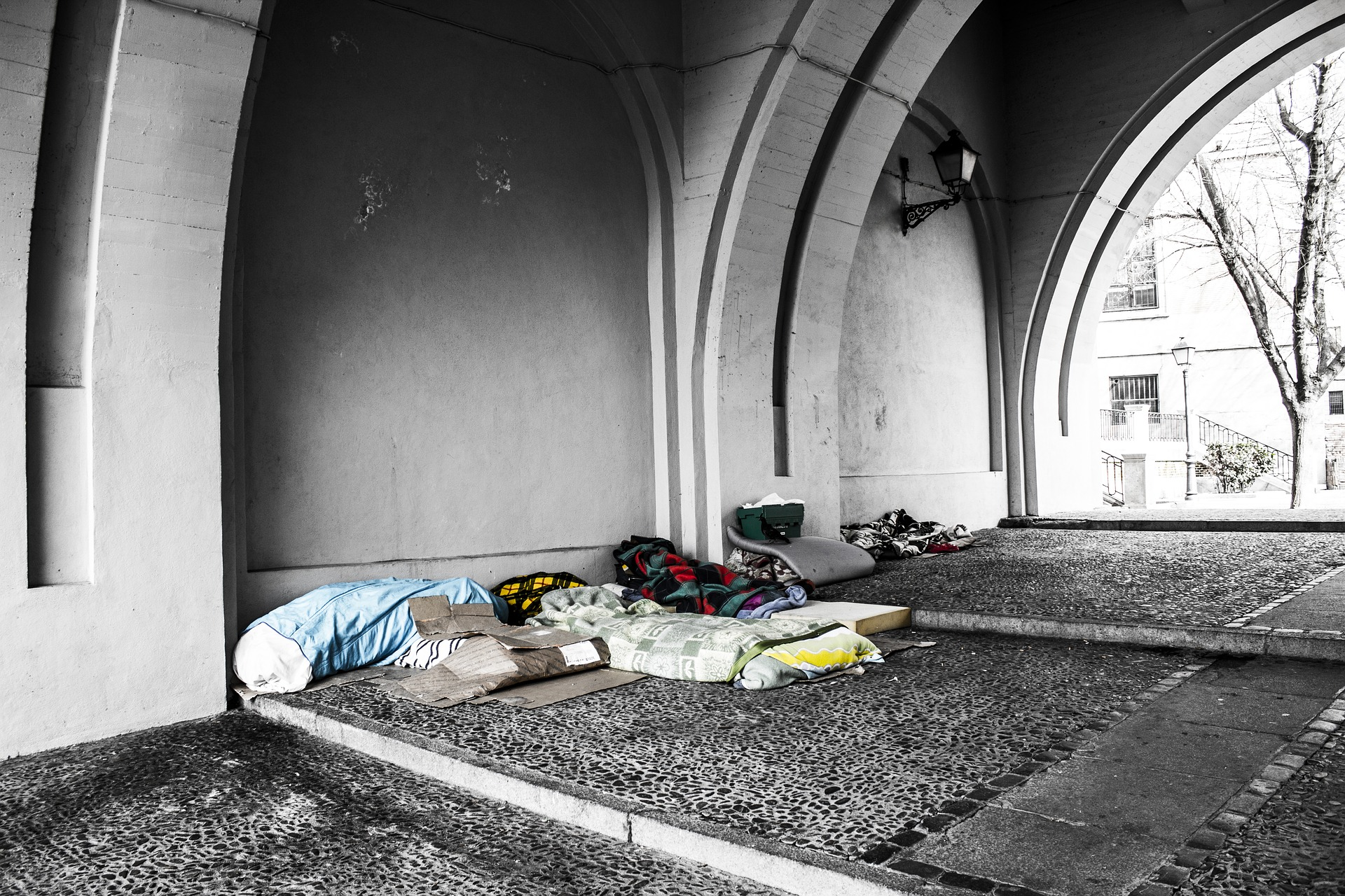 Kleiderspende berlin obdachlose