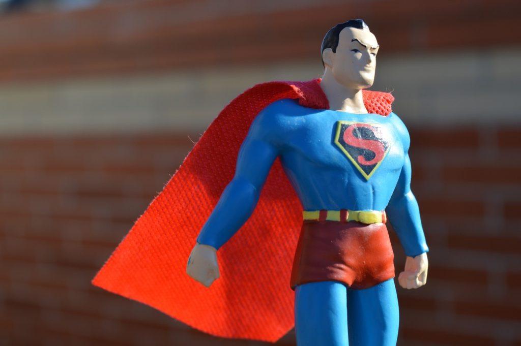 Superväter bekommen Aufmerksamkeit